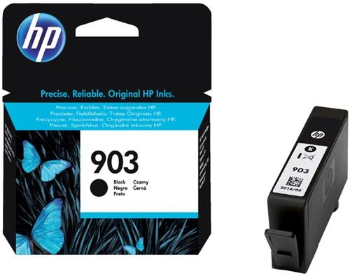 Inktcartridge HP T6L99AE 903 zwart