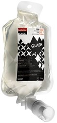 Handzeep Satino Black vulling Foamzeep Qlash 6x750ml