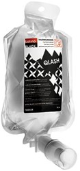 Toiletbrilreiniger Satino Black vulling Qlash 6x750ml