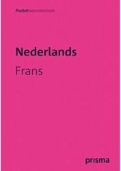 Woordenboek Prisma pocket Nederlands-Frans fluo