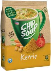Cup-a-soup tbv dispenser kerrie zak met 40 porties