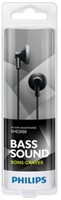 Headset Philips in ear SE2000B zwart-2