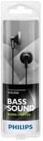 Oortelefoon Philips in ear SHE2000B zwart-2