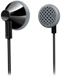 Oortelefoon Philips in ear SHE2000B zwart
