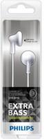 Oortelefoon Philips in ear SHE3010W wit-2
