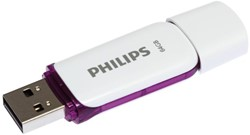 USB-stick 2.0 Philips Snow 64GB paars