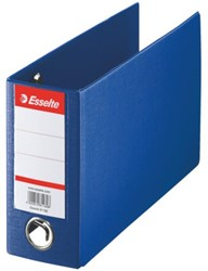Ordner Esselte giro-bank 80mm PP blauw