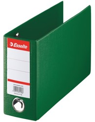 Ordner Esselte giro-bank 80mm PP groen