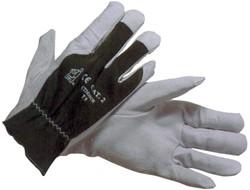 Handschoen grip Tropic zwart/grijs extra large