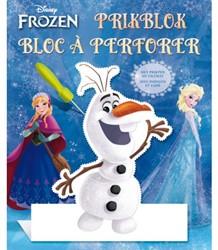 Prikblok Deltas Disney Frozen