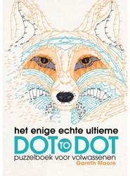 Puzzelboek voor volwassenen Dot to dot