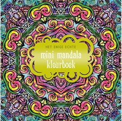 Kleurboek het enige echte mini - mandala
