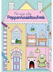 Kleurboek Het enige echte poppenhuis