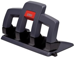 Perforator Rapid SP34 pressless 4-gaats 30vel zwart