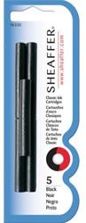 Inktpatroon Sheaffer Skrip Classic zwart