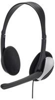 Hoofdtelefoon Hama HS200 On Ear zwart-1