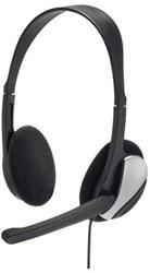 Headset Hama HS200 On Ear zwart