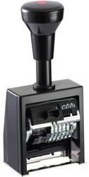 Numeroteur Reiner B6K 13053 6 cijfers 4.5mm kunststof