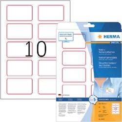 Badge etiket Herma 4405 80X50mm 200st