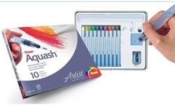Brushstift Pentel Aquash GSK-1 assorti set à 10 stuks