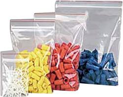 Verpakkingszak grip hersluitbaar 50my 100x150mm 25 stuks