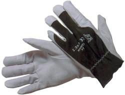 Handschoen grip Tropic zwart/grijs large