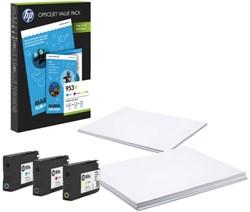 Inkcartridge HP 1CC21AE 953XL 75vel A4 + 3 kleuren