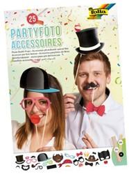 Party foto accessoires 25-delig