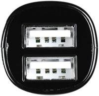 Autolader Hama USB Dual zwart-4