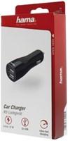 Autolader Hama USB Dual zwart-3