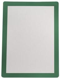 Zichtframe Flex-O-Frame Sign A4 groen
