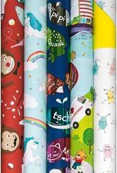 Inpakpapier Stewo 70x200cm Kids edition