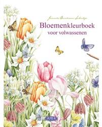 Kleurboek volwassenen bloemen