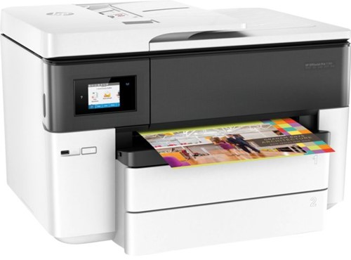 Multifunctional HP A3 OfficeJet Pro 7740-3