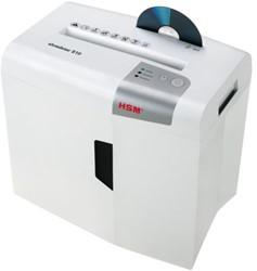 Papiervernietiger HSM shredstar S10 stroken 6mm