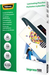 Lamineerhoes Fellowes A4 2x100micron 100stuks