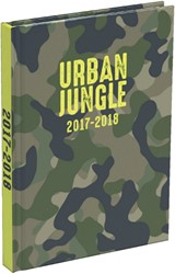 Schoolagenda 2018-2019 Urban Jungle Small NL