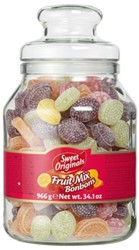 Snoeppot Sweet Originals fruitbonbons 966gram