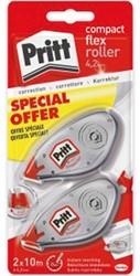 Correctieroller Pritt Compact Flex 4.2mm blister 2e 1/2prijs