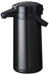 Thermoskan Bravilor Airpot 2,2 liter dubbel wandig zwart