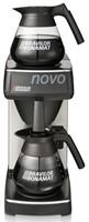 Koffiezetapparaat Bravilor Novo inclusief glazen kan-1