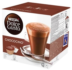 Koffie Dolce Gusto Chococino 16 cups voor 8 kopjes
