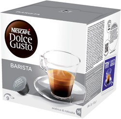 Koffie Dolce Gusto Espresso Barista 16 cups