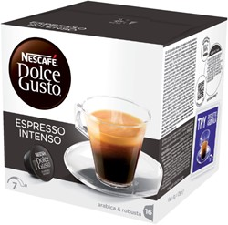 Koffie Dolce Gusto Espresso Intenso 16 cups