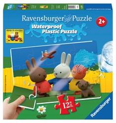 Puzzel Ravensburger Avonturen van Nijntje waterproof 12st