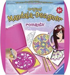 Mandala designer Ravensburger mini romantisch