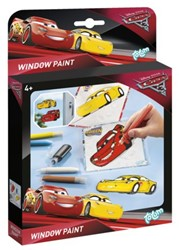 Window paint Totum Cars 3