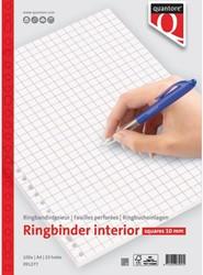 Interieur Quantore A4 23-rings ruit 10mm