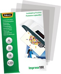 Lamineerhoes Fellowes A3 2x100micron 100stuks