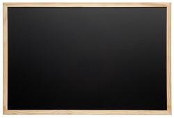 Krijtbord Maul 30x40cm onbewerkt hout